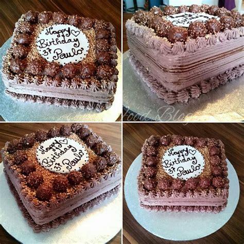 trikot kuchen rezept rocher torte emi 180 s food