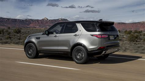 silver land rover discovery first drive new land rover discovery car news bbc