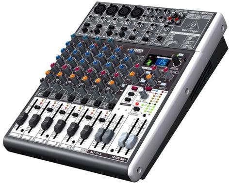 Second Mixer Behringer Xenyx 1204 Fx behringer xenyx x1204usb mixer usb con effetti 4 ingressi