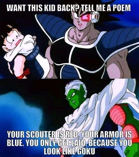 Z Memes - piccolo and memes on pinterest