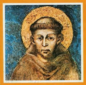 St Francis The Prayer Of St Francis Of Assisi Mount La Verna Fraternity