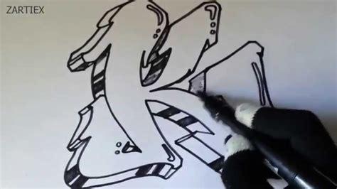 imagenes en 3d grafitis como hacer letras de graffitis 3d faciles letras de