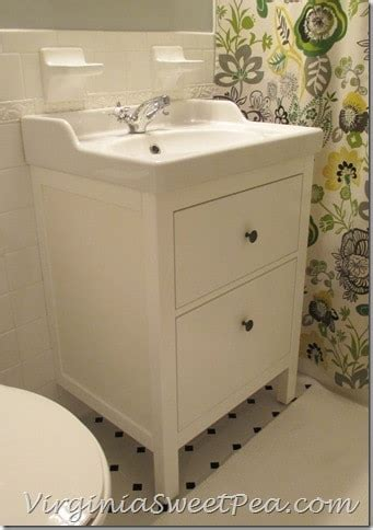 installing bathroom vanity cabinet bathroom renovation update how to install an ikea