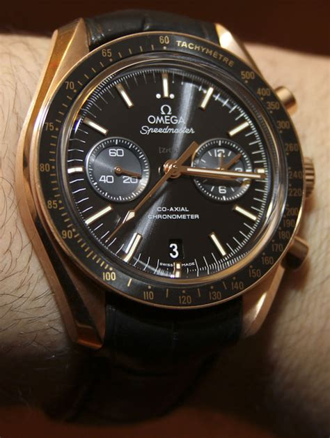 omega speedmaster co axial chronograph review most