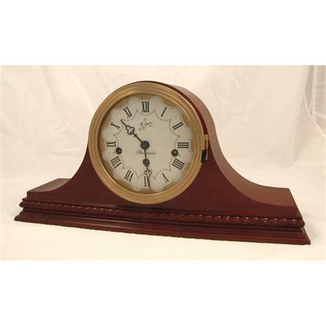 clock made of clocks sternreiter verdi mechanical tambour mantel clock