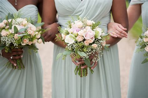 And Bridesmaid Flower Bouquets by Wedding Top Tips All About Wedding Flowers