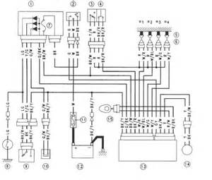 1999 kawasaki zx 9r digital ignition system typical