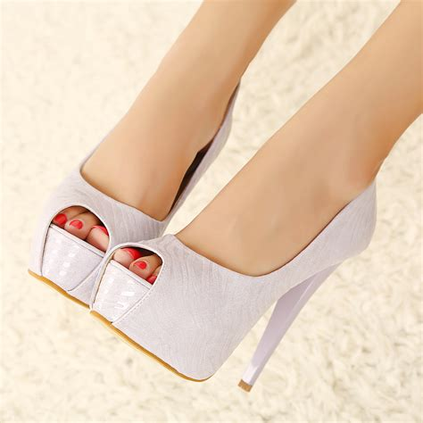 Heel Fashion 1398 open toe high heel shoes heels zone