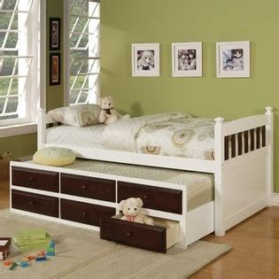sears trundle bed sears hank s room 499 wildon home captain s bed with