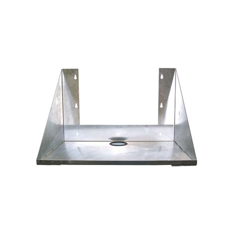 Water Shelf by Carbonator Water Booster Wall Or Rack Mount Shelf Stainless 14 58w X 13 13d X 10 25 Quot H Lancer