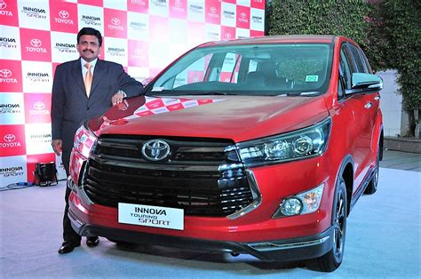launched innova touring sport price pics features changes variants