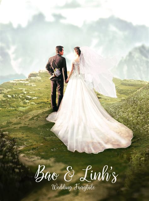 tutorial photoshop wedding how to create a romantic wedding photo manipulation in