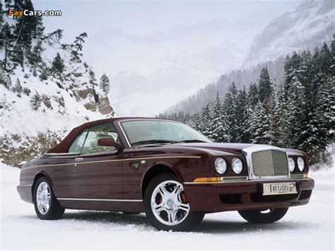 used bentley ad photos of bentley azure series 2003 640x480