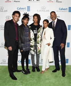 Instyle Home Decor by Will And Jada Pinkett Smith S Family Red Carpet Moment At