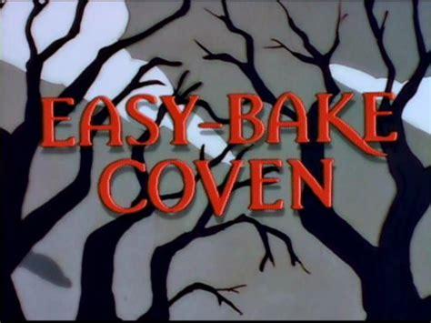 Easy Bake Coven treehouse of horror viii simpsons wiki