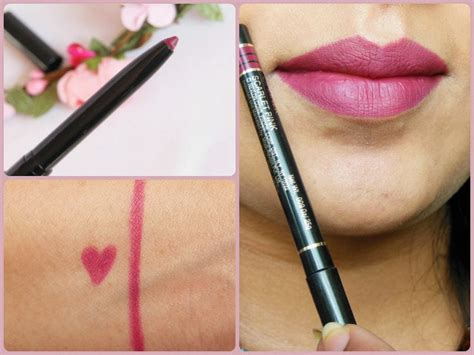 Lip Liner Revlon revlon colorstay lip liner scarlet pink review swatch