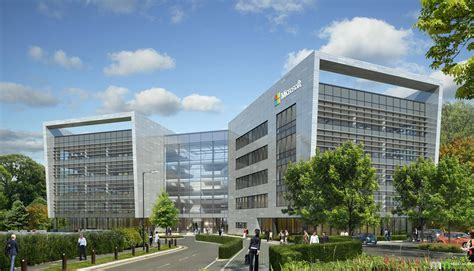 One South The Mba Building by Microsoft Building 145 Million Cus In Dublin