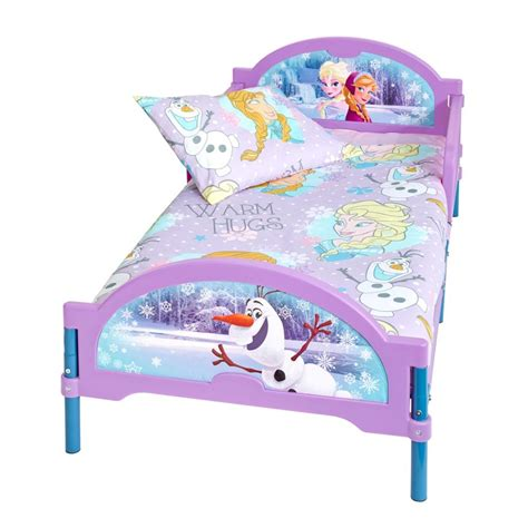 disney frozen bedding disney frozen toddler bed 49 99 was 79 99 smyths bargain ireland