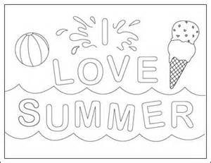 summer coloring pages to print i summer zomer kleurplaten i