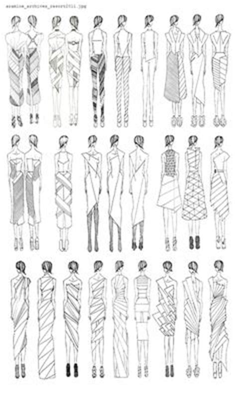 design clothes pdf images for gt how to draw fashion figures in simple steps