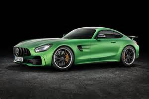 At Mercedes Mercedes Released The Amg Gt R At Goodwood Festival