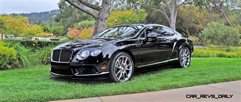 bentley black 2015 bentley continental gt v8s is stunning in black