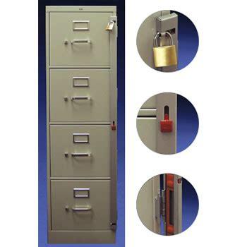 Abus Cabinet Locks Swing Away File Bars   Anderson Lock