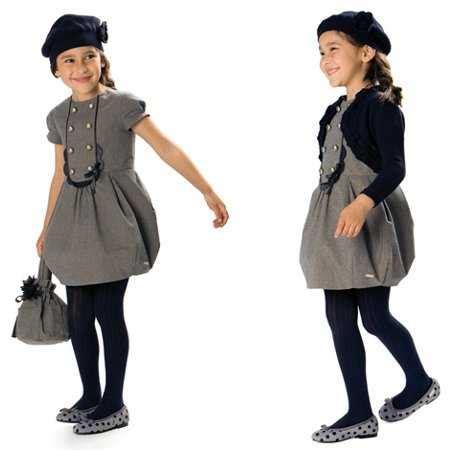 como hacer un vestido de invierno para nena de 4ao vestidos de invierno para ni 241 a imagui