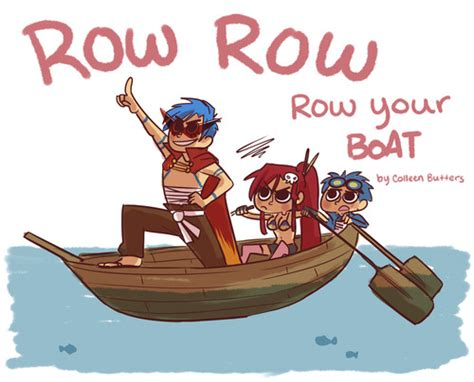 row the boat meme row row row your boat row row fight the powah know