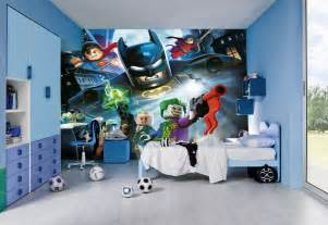 Lego wall murals
