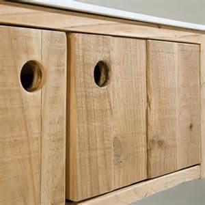 Charmant Caillebotis Salle De Bain Teck #3: meuble-salle-de-bain-bois-massif-80-a-100-cm-2-portes-femty.jpg
