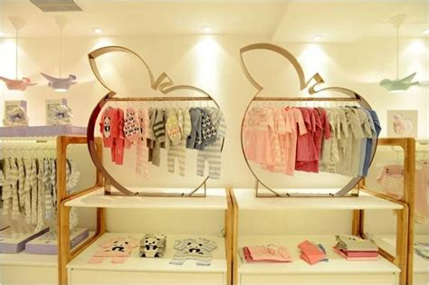 unique baby store interior design