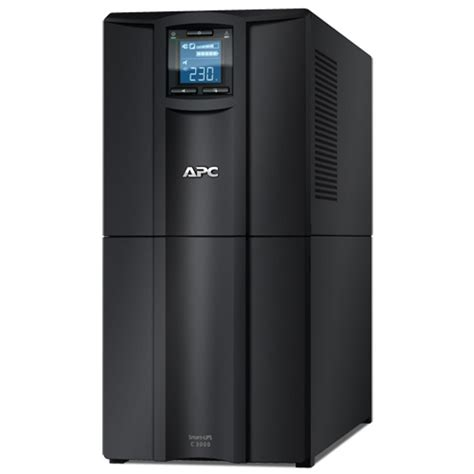 Apc Ups Smt3000i apc smart ups c 3000va lcd 230v smc3000i smart systems
