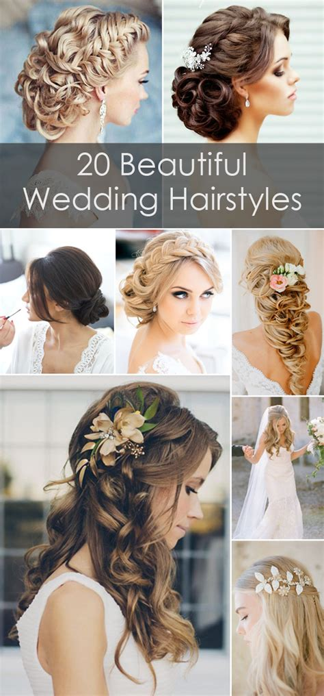 20 creative and beautiful wedding hairstyles for long hair beautiful hairstyles for brides hairstyles