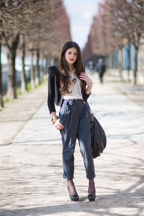 images of street style in paris in spring for women over 50 paris paris street fashion