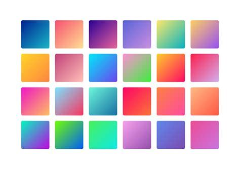 modern color palette 24 modern gradient palettes for sketch freebiesui