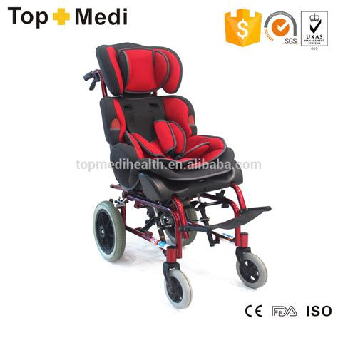 silla de ruedas para paralisis cerebral rehabilitaci 243 n terapia aluminio sillas de ruedas para
