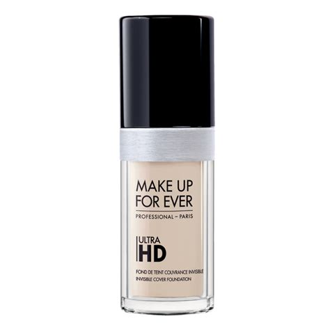 Makeup Forever make up for nourishing primer ultra hd invisible cover foundation