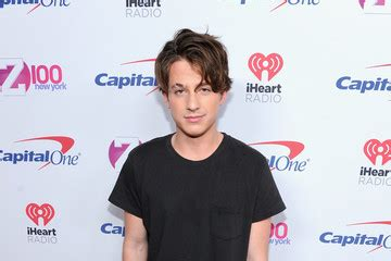 charlie puth z100 interview charlie puth pictures photos images zimbio