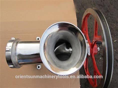 Gilingan Daging Mincer No 12 12 22 32 professional commercial stainless steel electric