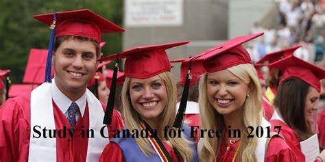 Uga Mba Scholarships by Study In Canada For Free 2017 Study With Canadian
