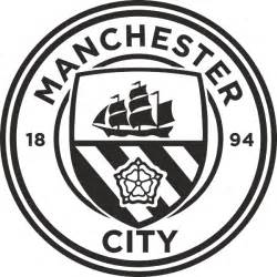 Arsenal Wall Stickers manchester city football badges and flags