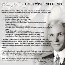 Henry Ford Anti Semitism Henry Ford Anti Semitic Quotes Quotesgram