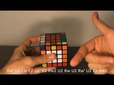 tutorial rubik s cube 5x5 5x5 edge parity easy how to save money and do it yourself