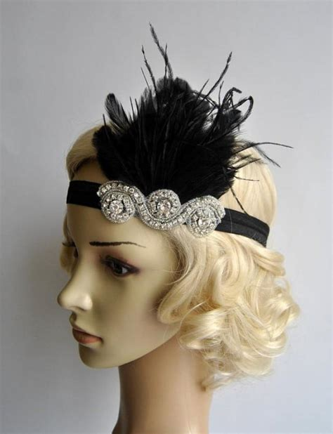 how to make a 1920s hairpiece the great gatsby 20 s flapper headpiece vintage inspired