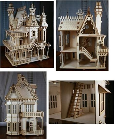 free victorian doll house plans free dollhouse plans victorian
