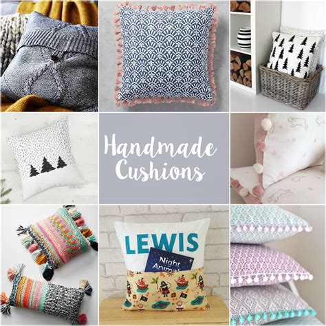 How To Design Pillow Covers - diy cushion cover ideas sizzix lifestyle daily
