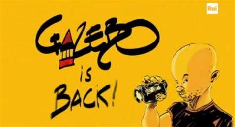 gazebo programma tv 09 gennaio 2016 espress451