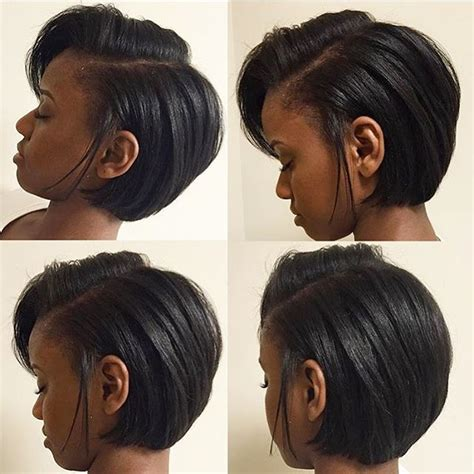 short pressed styjes nothing like a good cut healthy silkpress by