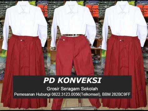 Grosir Pakaian Seragam Sekolah 082 231 230 056 t sel grosir seragam sekolah rok pendek